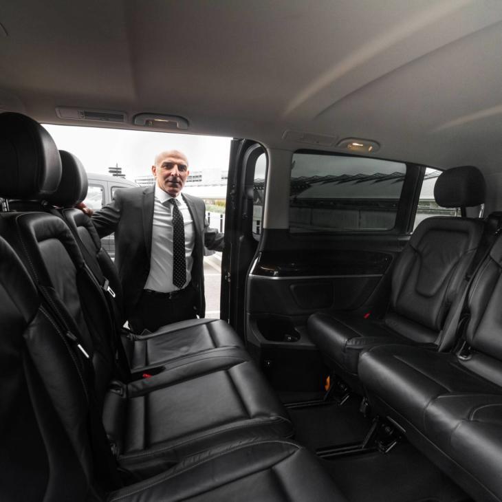 Magid chauffeur privé aéroport